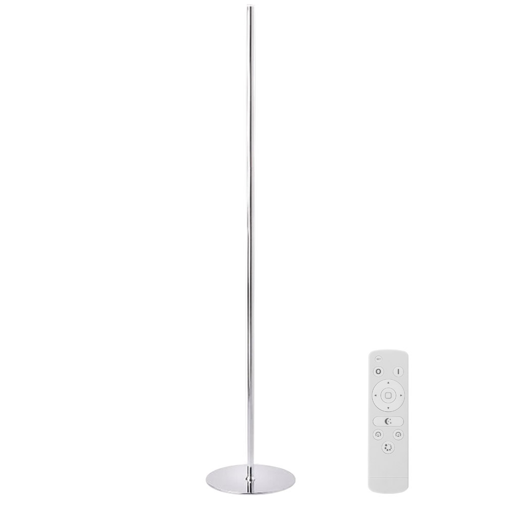 led floor lamp LUMO ROUND RGB, 20W, RGB